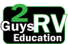 BC Interior RV Show  BCIRVS2GuysRV_Education_Logo_Horz